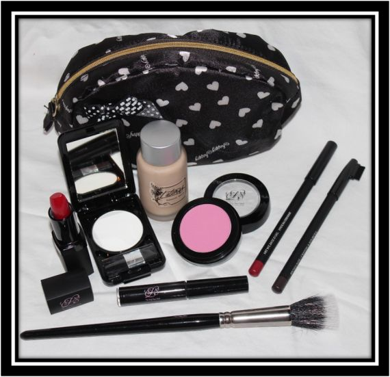 The COMPLETE Essential LCS Makeup Kit – $205 Value – Yours for $180 — The Lindy Charm School For Girls