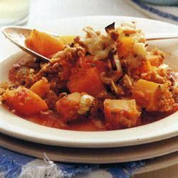 Vegetales gratinados @ allrecipes.com.mx