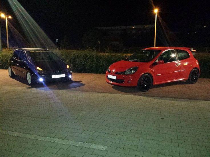 Clio 197 and clio 1.5 dci