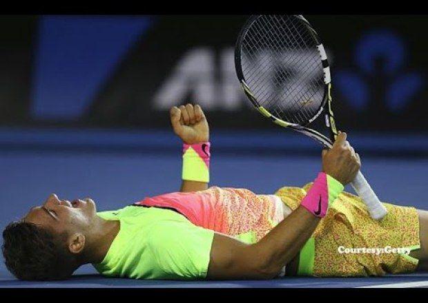 Aussies Win Thrillers  –  Li Na is Pregnant – Rafa's Aussie Accent – Ana leads list of upset victims – Tennis News Videos