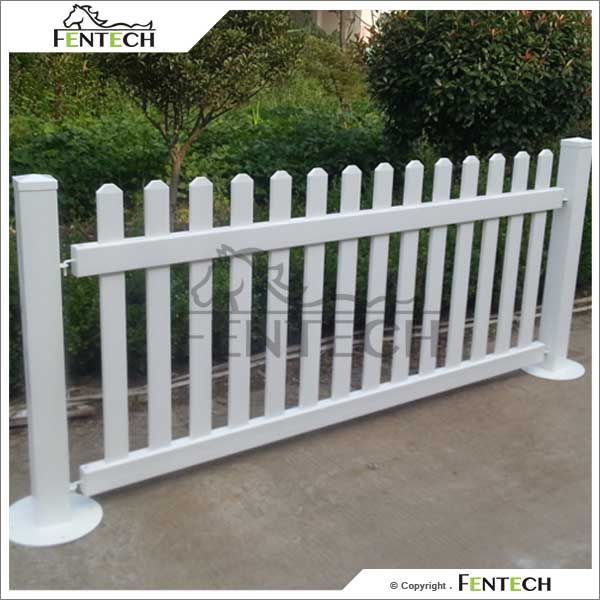 Unique Design Hot Sales Removable Pvc Temporary Fence