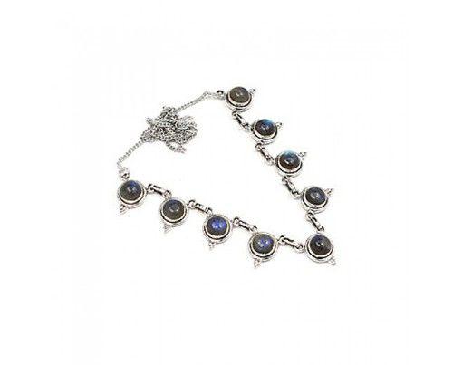 Amazing 925 sterling silver Labradorite Necklace . view more at fashionparadiso.com #fashion