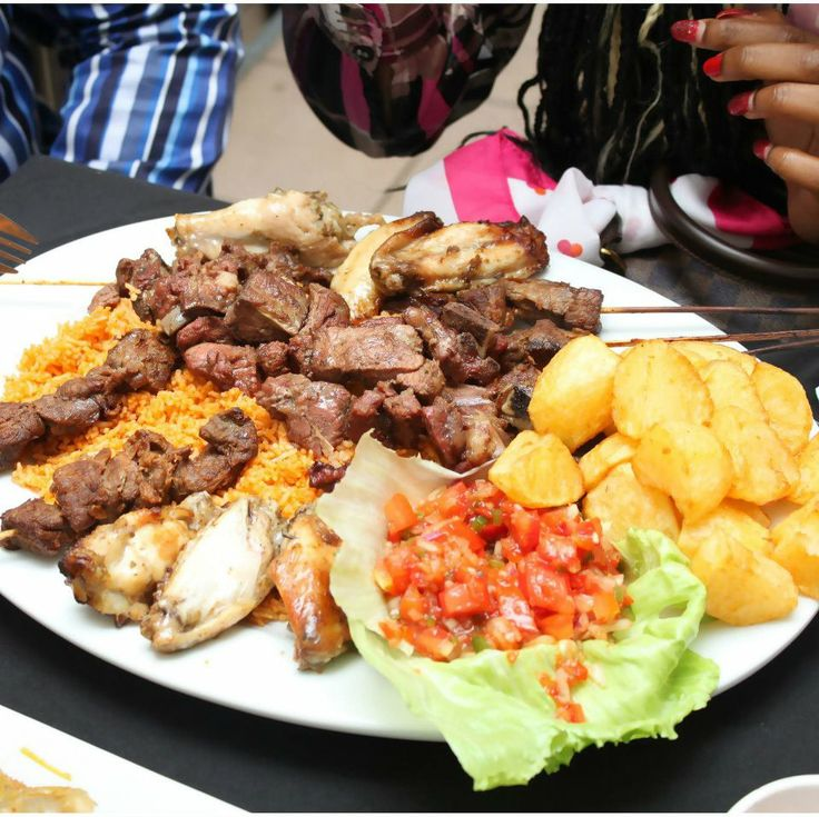 Congolese food