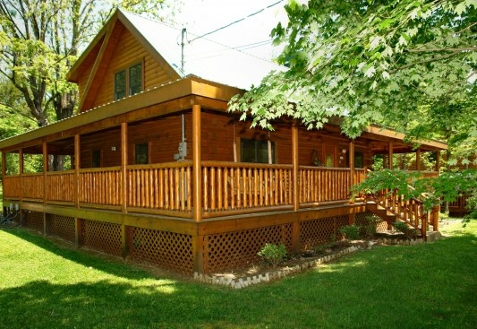 Trout House 350 Aunt Bug's Cabins Pinterest Cabin