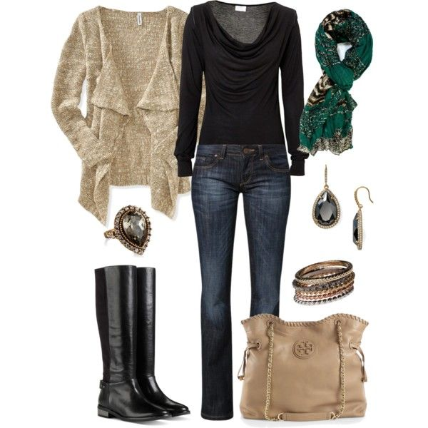 Animal Print Scarf, created by smores1165 on Polyvore