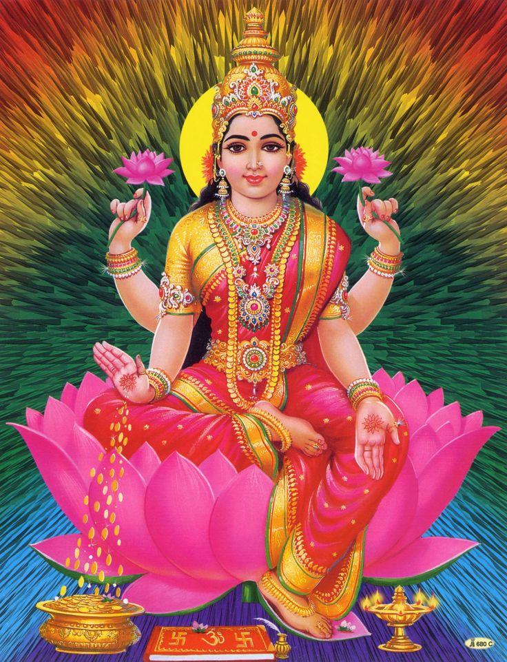 hindu goddesses | Pictures of Kerala - Lakshmi Devi Hindu Goddess/lakshmi
