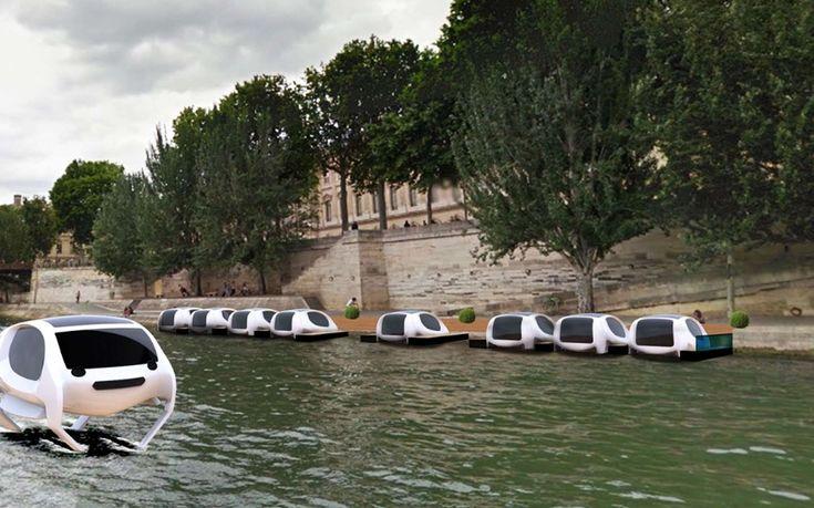 Un prototype des bateaux électriques « volants » Sea Bubbles a effectué sa première sortie en mer. Imaginé par le Français Alain Thébault, ce moyen de transport inédit ambitionne de proposer une...