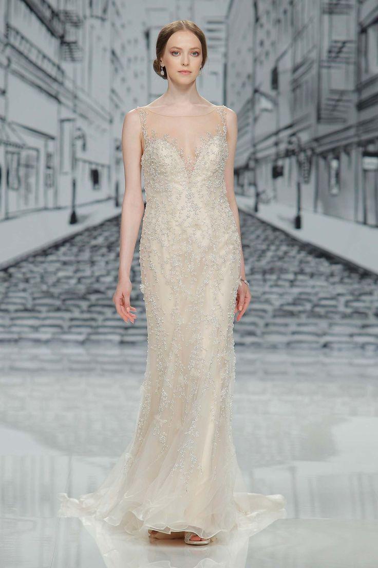 Die besten 17 Bilder zu Hochzeitskleider  Wedding Dresses auf ...
