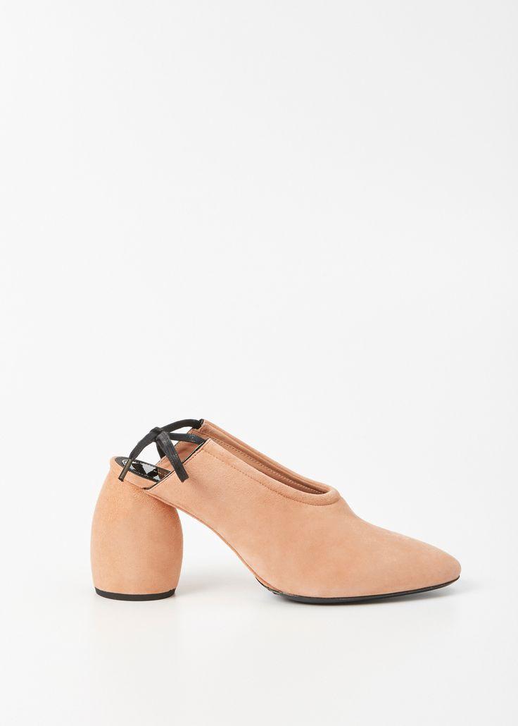 Dries Van Noten Slingback Ballet Heel (Skin)