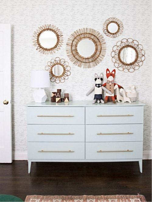 Die besten 25+ Ikea kinderzimmer spiegel Ideen auf Pinterest - esszimmer mobel vertraute atmosphare stuhle