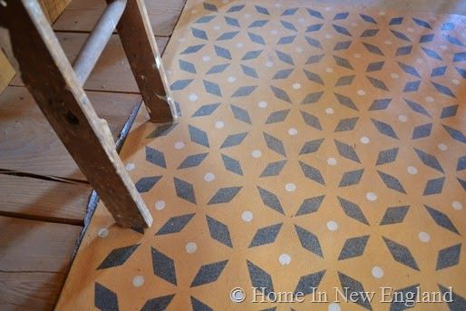 17 Best Images About Floor Cloths On Pinterest Folk Art