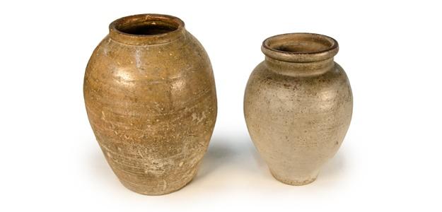 Clay Govi Pots: Axelle