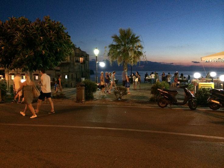 Piazza Cannone #Tropea