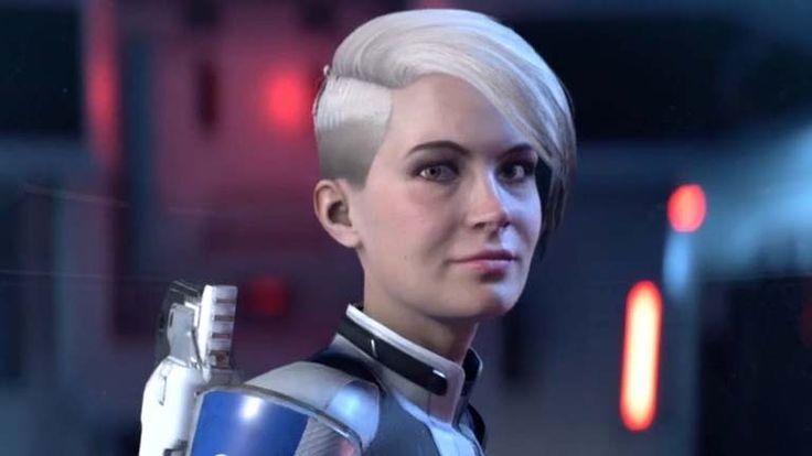 Cora Harper - Mass Effect: Andromeda