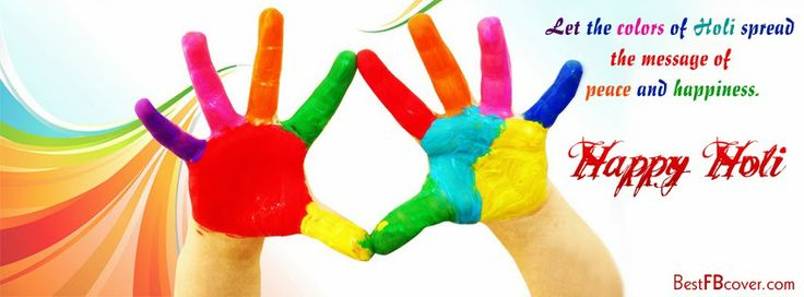 happy holi funny facebook timeline cover pics photos