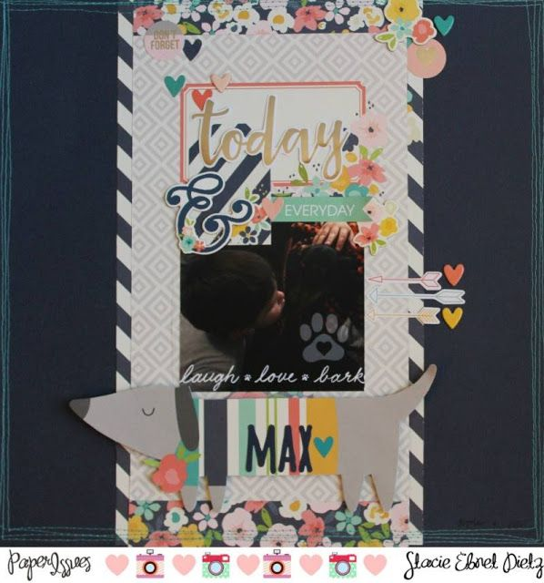 Paper Issues: Product Spotlight: Simple Stories Posh @sed123