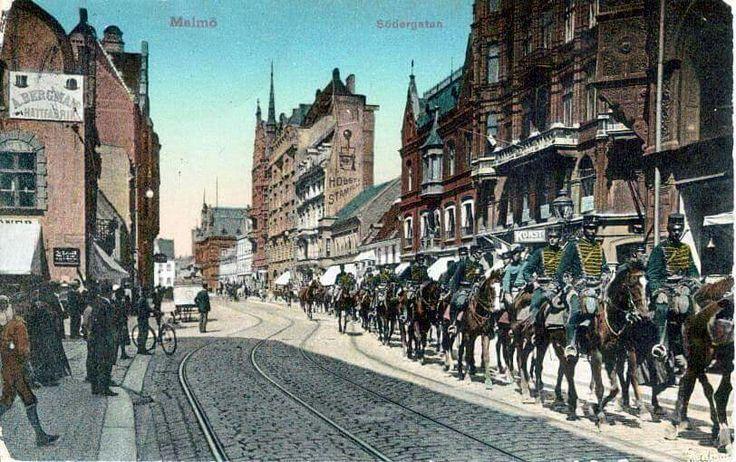 Malmö, Södergatan.