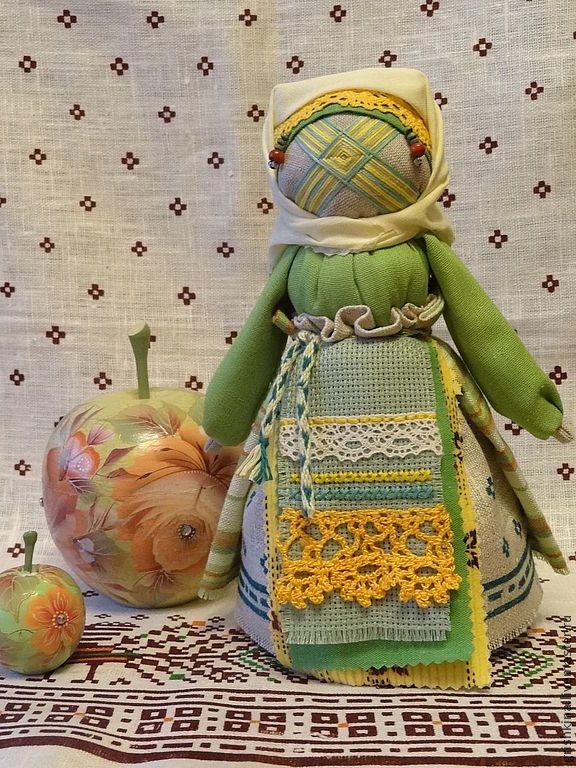 Весна - народная кукла - Наталья Антонова - Ярмарка Мастеров http://www.livemaster.ru/item/6040033-kukly-igrushki-vesna-narodnaya-kukla