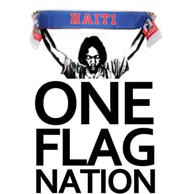 one nation flag