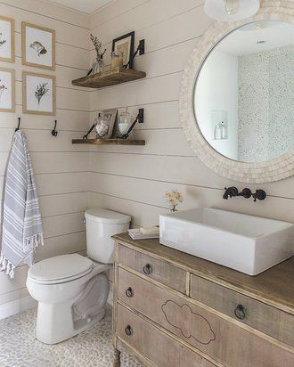Before & After: Spa Bathroom Rises from the Rubble | Wayfair