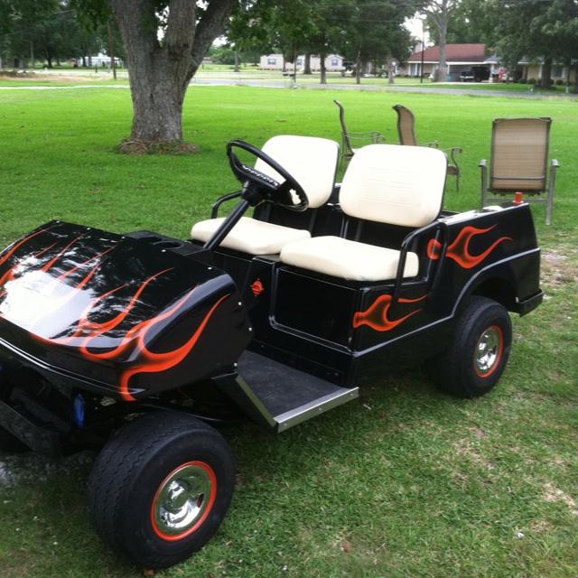 Battery Wiring Diagram For Club Car Golf Cart