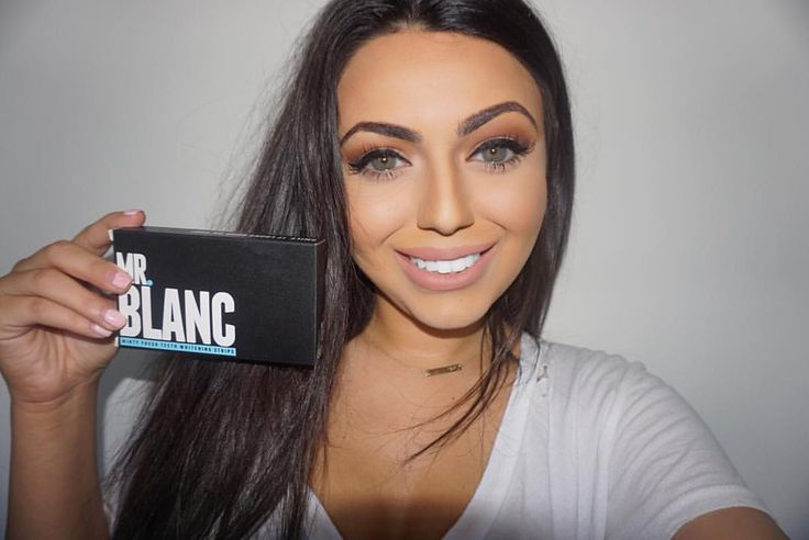 """Durrani Popal on Instagram: """"If you know me I'm obsessed with whitening my teeth!! @mrblancteeth #smile #mrblanc #lightscameraaction www.MrBlancTeeth.com"""""""