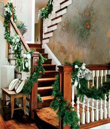 Interior: Debbie Travis's rustic Christmas charm