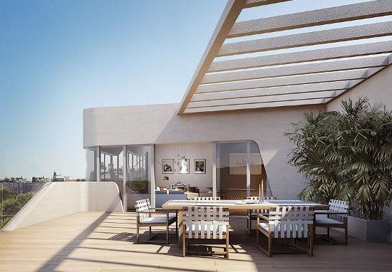 Amazing site with beautiful images: www.city-life.it   #home #apartment #residence #milan #milano #italy #italia #luxury #house #houses #home #design #interiors #furniture #livingroom #living_room #terrace #balcony  #chairs #table  #attico_milano_fiera   #immobili_prestigio_milano #case_lusso_milano #appartamenti_milano_fiera