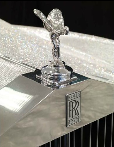 1962 Rolls Royce Silver Cloud Is Bedecked With 1 Million Swarovski Crystals: Clouds, Swarovski Crystals Cladding, Royce Silver, Silver Cloud, Bedeck, Rolls Royce, Crystals Cladding Silver, Crystals Rolls, 1962 Rolls