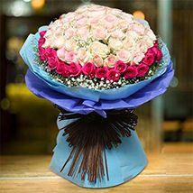 Royal Rose Bouquet #flowerdeliveryinfujairah