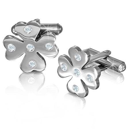 Запонки Fashion Steel ACB073