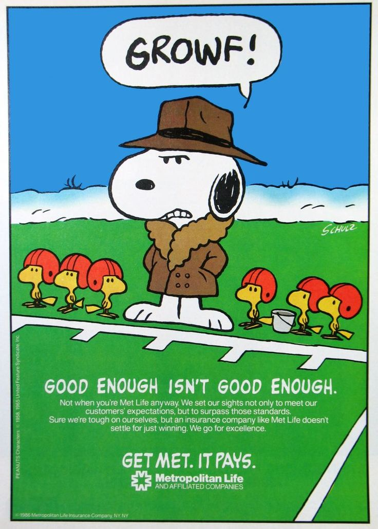 Metlife Life Insurance Quote 130 Best Snoopy~~Met Life Ads Images On Pinterest  Met Life