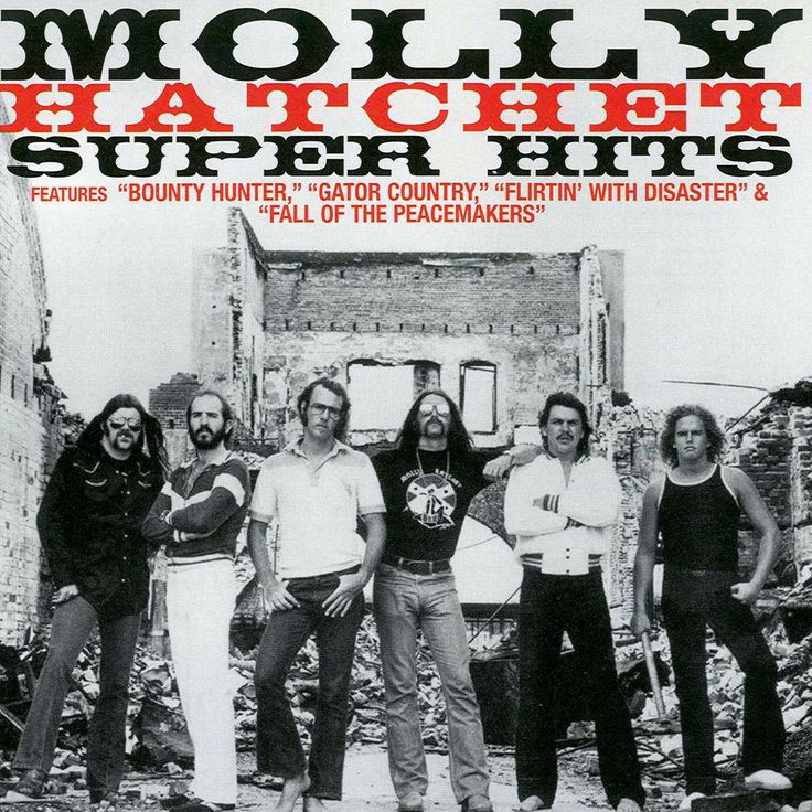 """'Molly Hatchet' is an American southern rock band formed in 1975. The band took its name from a prostitute who allegedly mutilated and decapitated her clients. Most of their album covers feature heroic fantasy inspired art, some of which were painted by artists Frank Frazetta and Boris Vallejo. """"Dreams I'll Never See"""" is from band's first self- titled album, 'Molly Hatchet' (1978)"""