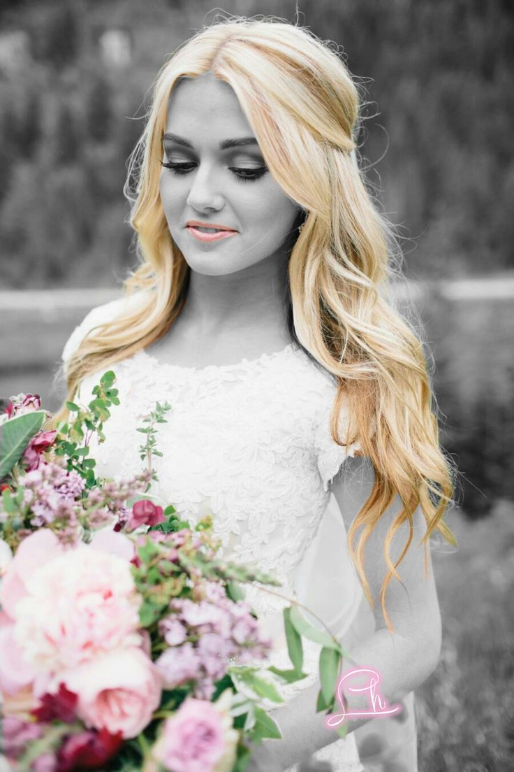 43 best Wedding Hair images on Pinterest | Hairstyles, Make up and Hair