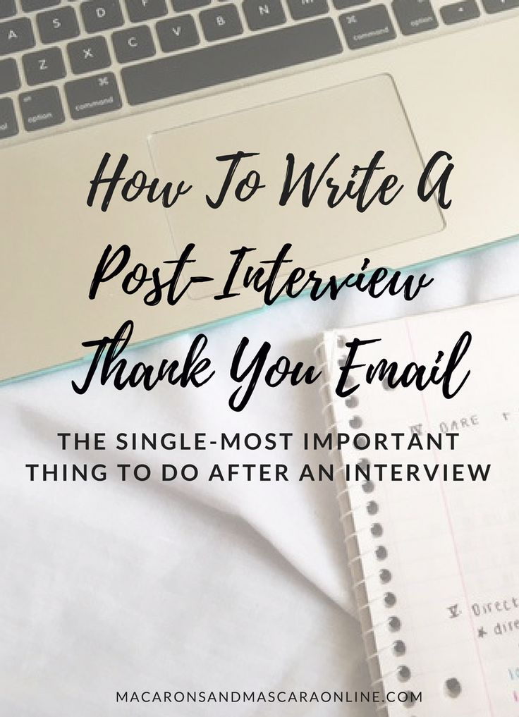 Best  Interview Thank You Email Ideas On   Interview
