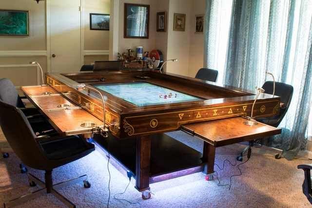 Prime Gaming Table Build Dnd Gaming Table Diy Table Games Download Free Architecture Designs Pendunizatbritishbridgeorg