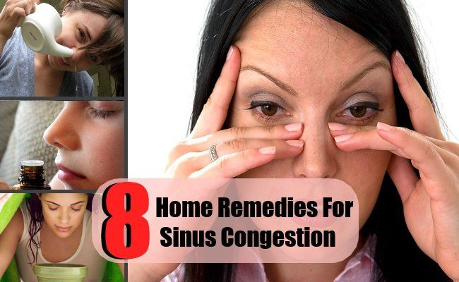 http://8 Home Remedies For Sinus Congestion