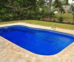 Best 25 Fiberglass Swimming Pools Ideas On Pinterest Small Fiberglass Pools Small Fiberglass