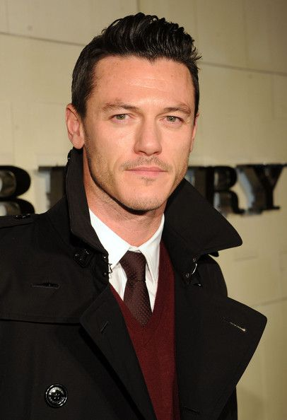 Luke Evans Actor Luke Evans arrives at the Burberry Body Event hosted by Christopher Bailey and Rosie Huntington-Whiteley held at Burberry Beverly Hills on October 26, 2011 in Los Angeles, California.