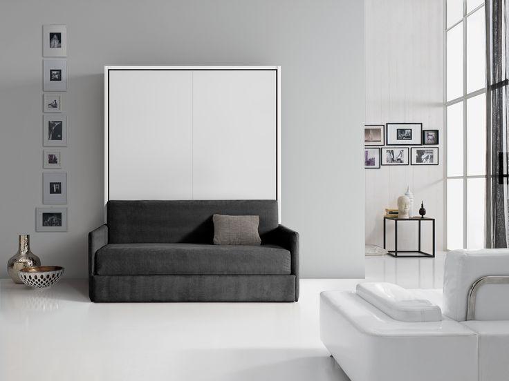 Oltre 25 fantastiche idee su divano scuro su pinterest - Divano grigio antracite ...