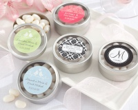 Personalised Candy Tins