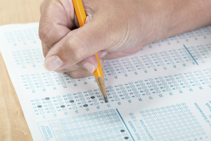 Check out some sample questions from the ACT test here!
