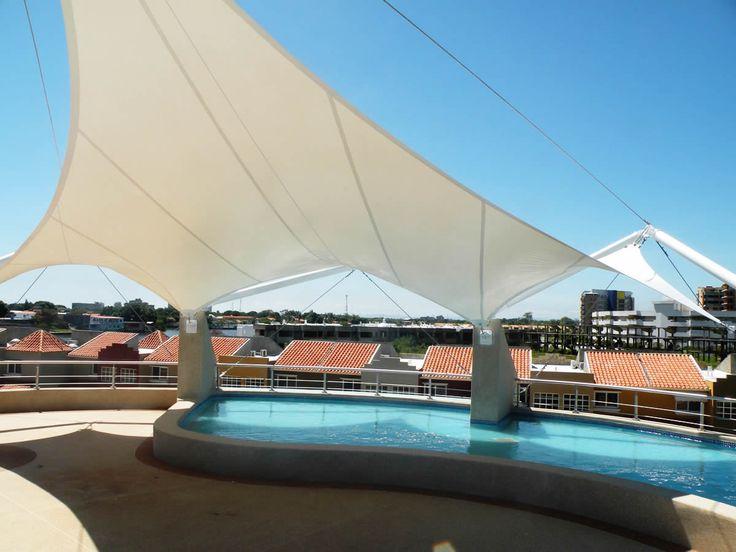 Cubierta Textil - ARCHTEKTON - Construccion Tensile Arquitectura Vanguardista