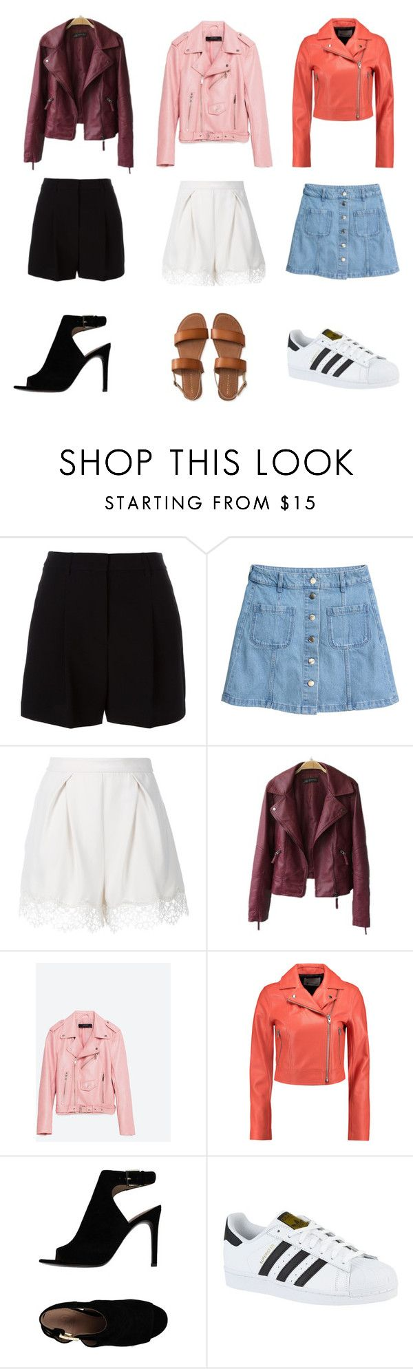 """""""MIX AND MATCH"""" by lauraaugustinus on Polyvore featuring DKNY, Zimmermann, Piel Leather, T By Alexander Wang, Tory Burch, adidas, Aéropostale, copenhagen and distortion"""