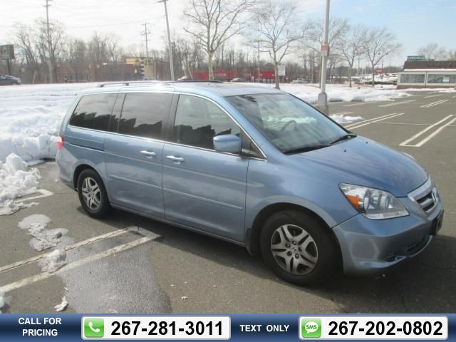 2007 Honda Odyssey  Blue 117k miles Call for Price 117405 miles 267-281-3011 Transmission: Automatic  #Honda #Odyssey #used #cars #DiscountAuto #Langhorne #PA #tapcars