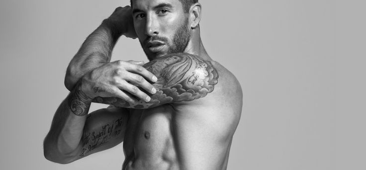Sergio Ramos hottest Body of Spain #Soccer #football #real_madrid