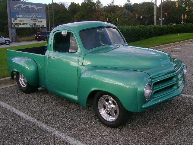 1954 Studebaker Pickup