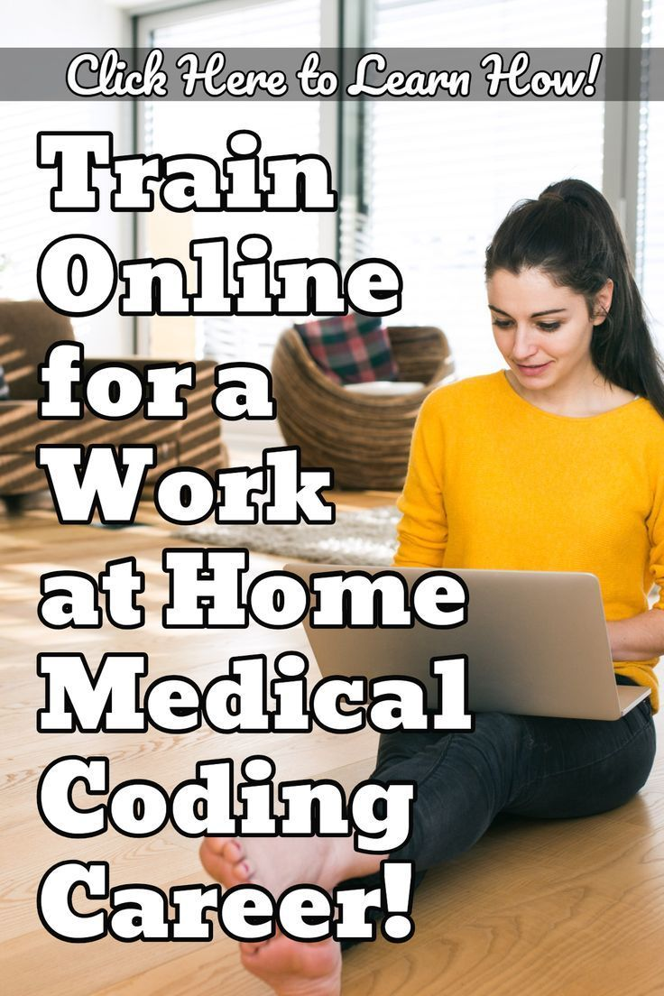 Learn How You Can Train Online For A Work At Home Medical Coding