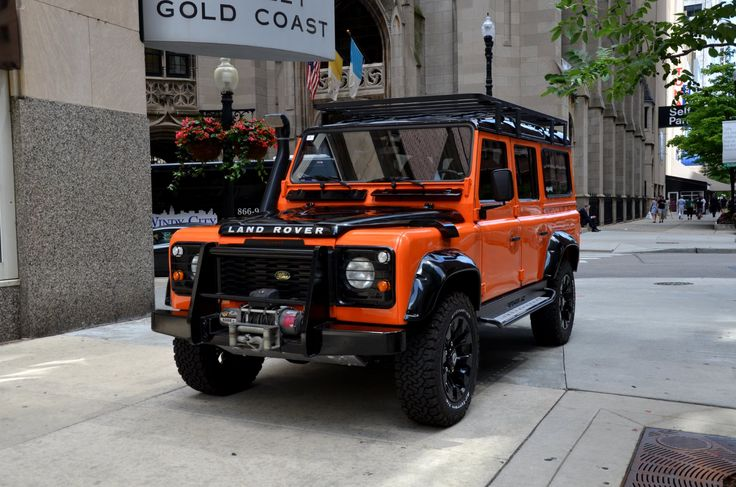 1987 Land Rover Defender 110 Stock # 14746 for sale near Chicago, IL | IL Land Rover Dealer
