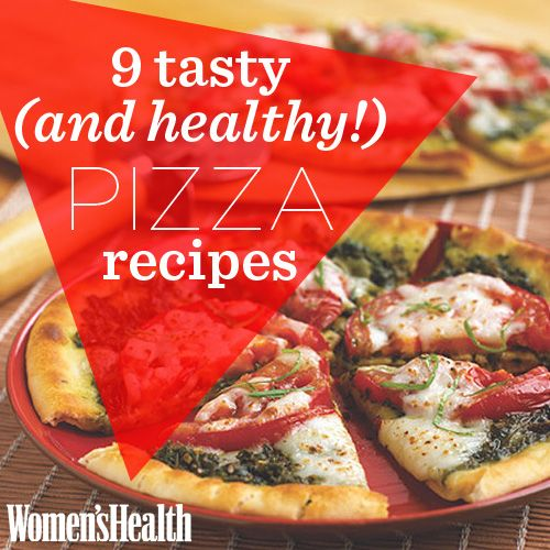 Pizza and health